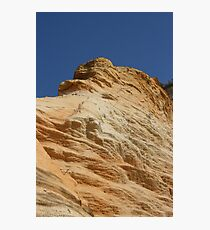 Coloured Sands... Photographic Print