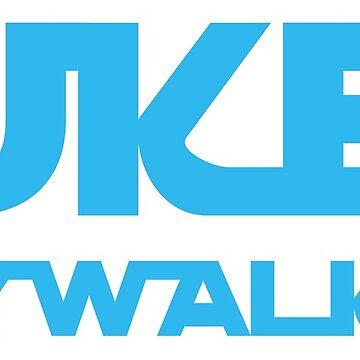 Uke Skywalker by Milgi