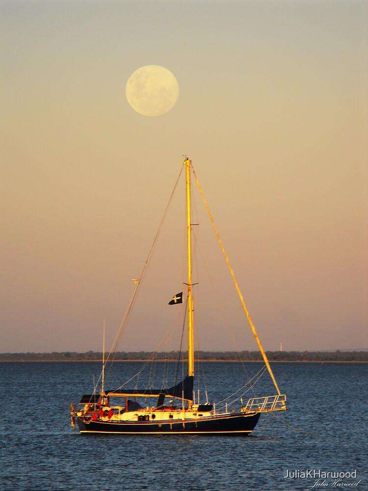 A Night at Sea by JuliaKHarwood