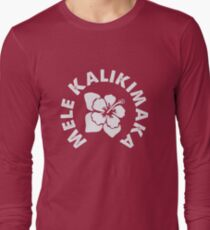 Mele Kalikimaka Long Sleeve T-Shirt