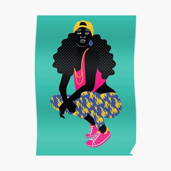 Haut en couleurs 05 Poster
