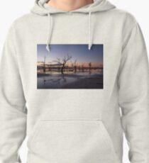 Lake Pamamaroo Sunset Pullover Hoodie