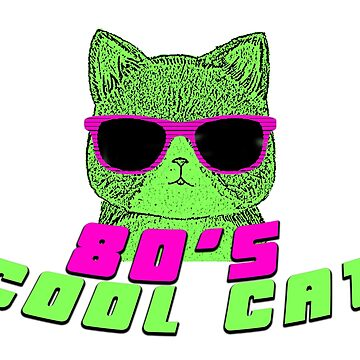 80s Disco Cool Cat by markstones