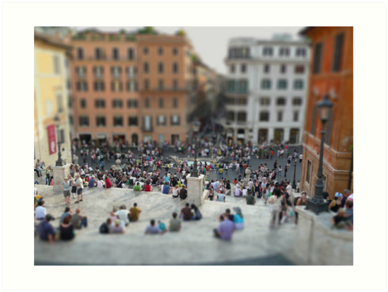 Rome, Italy by Gavin Craig