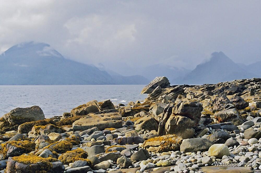 Loch Scavaig by WatscapePhoto