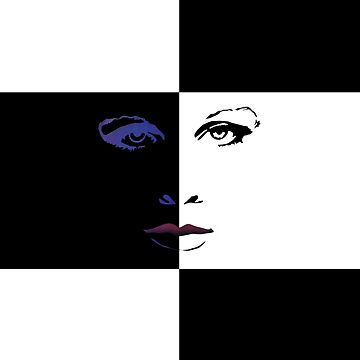 Face Purple by thetshirtstore