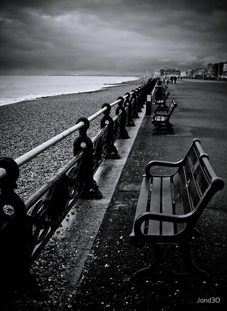 Brighton Benches by Jond30