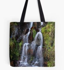 Roadside Falls Tote Bag