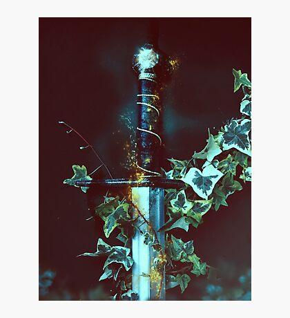 Magic Sword No 2 Photographic Print