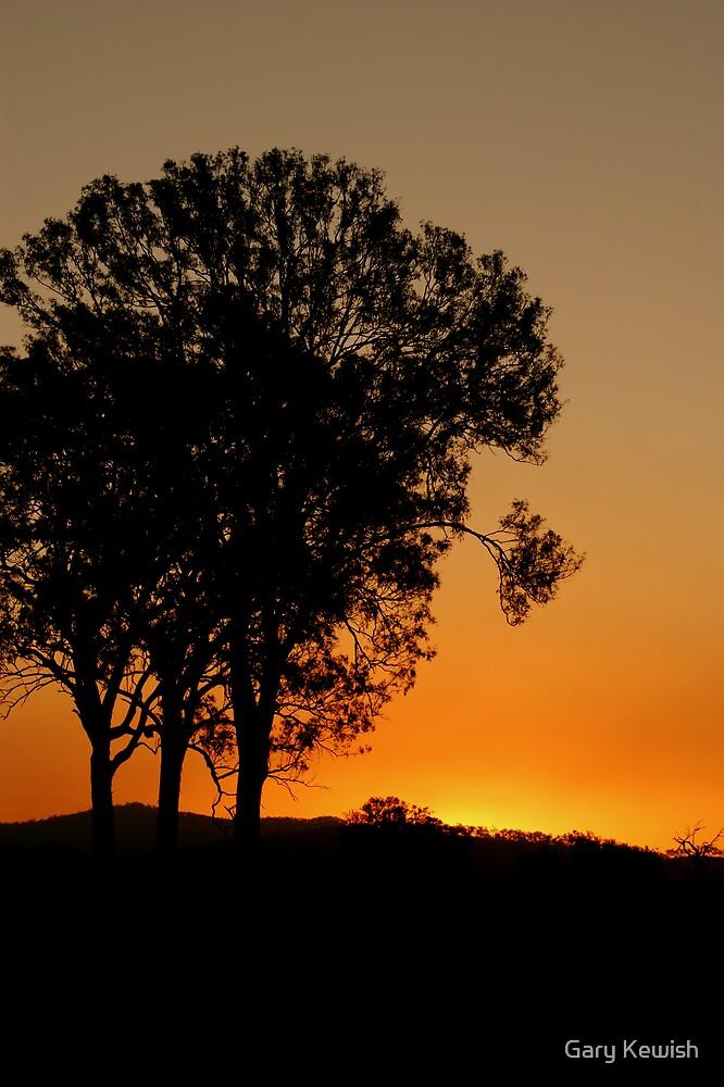 Country Sunset by Gary Kewish