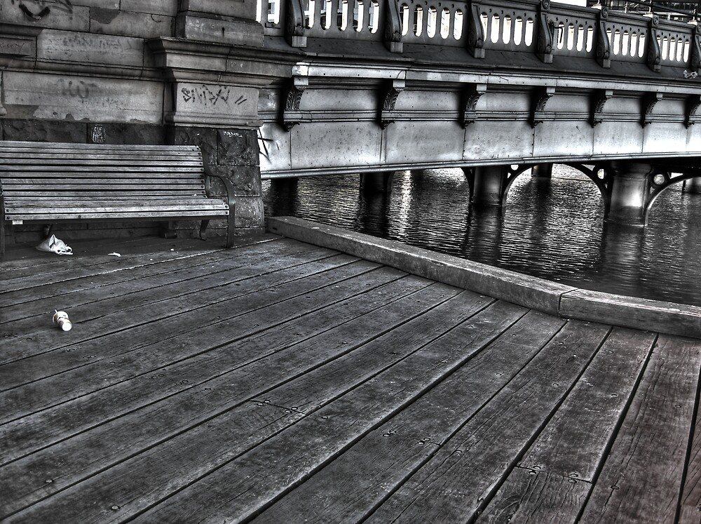 ghastly bridge by Greg MacDonald