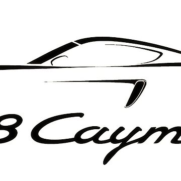 718 Cayman by janneman99