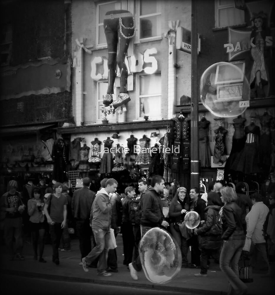 Camden, London by Jackie Barefield