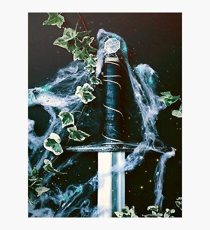 Magic Sword No 5 Photographic Print