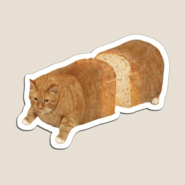 Cat Loaf Magnet