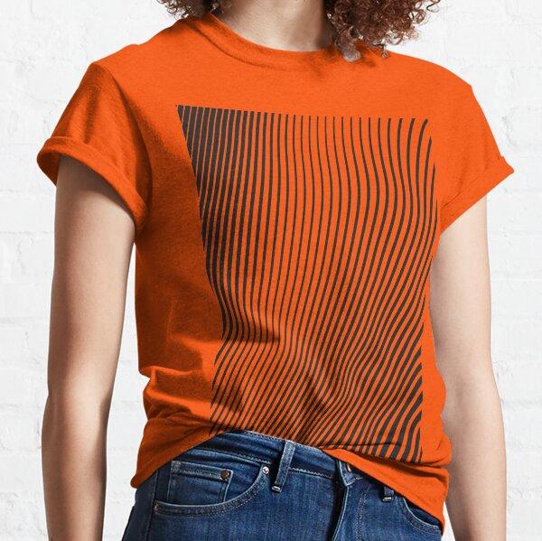 WAVE (BLACK) Camiseta clásica