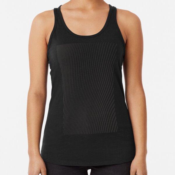 WAVE (BLACK) Camiseta con espalda nadadora