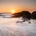 Rye Ocean beach by Michael Tuni