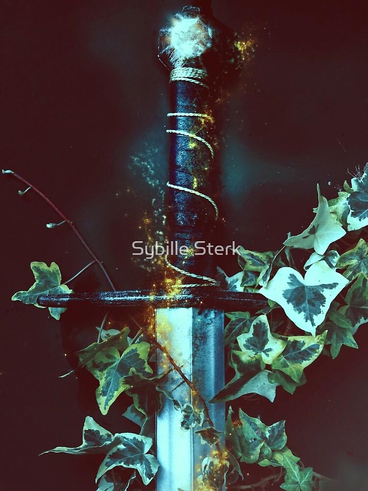 Magic Sword No 2 by MagpieMagic