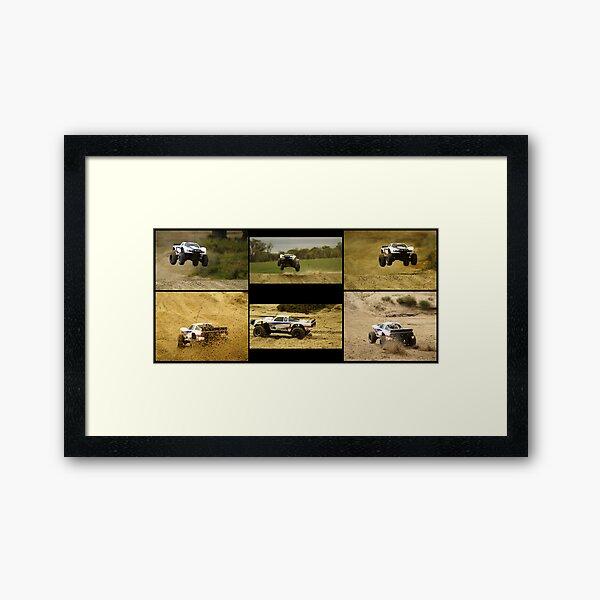 Baja 5T - 6 Framed Art Print