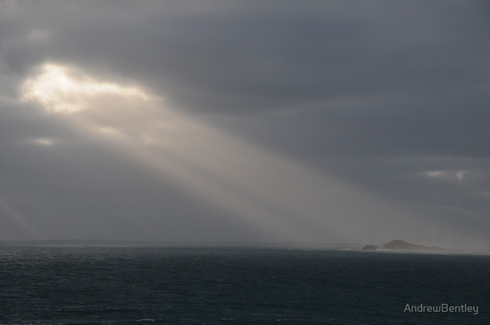 Island in the sun by AndrewBentley