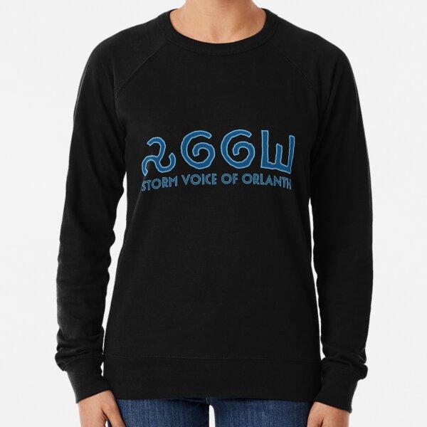 Storm Voice of Orlanth Lightweight Sweatshirt