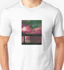 Yoga by the lake T-Shirt