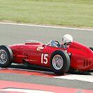 Ferrari by Willie Jackson