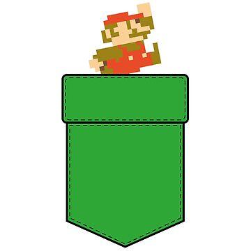 Super Mario Pocket by Cristophe