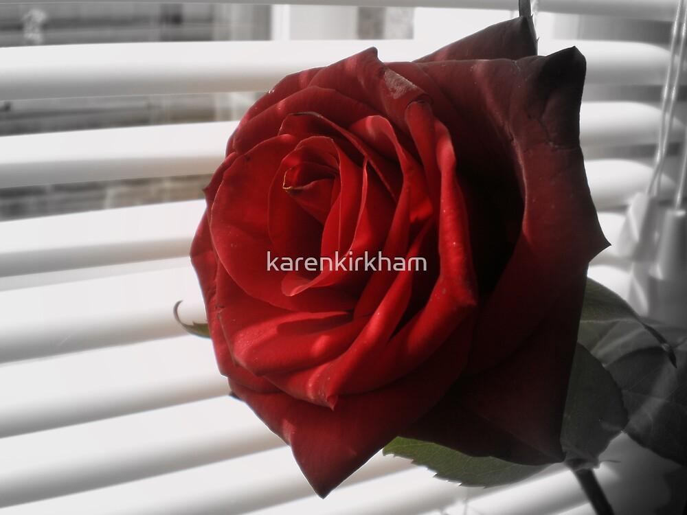 Selective Red by karenkirkham