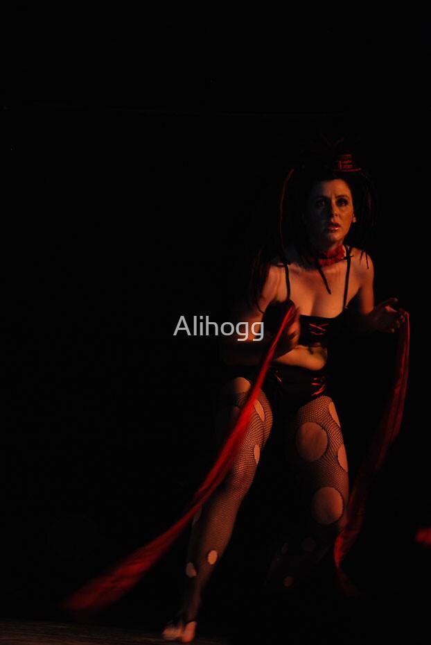 Dancer by Alihogg