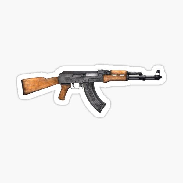AK-47 Sticker Sticker
