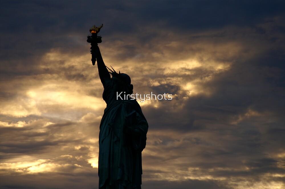 Lady Liberty by Kirstyshots