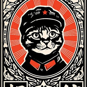 Chairman Meow - Kittens of the world unite | Meow Tse Tung by poland-ball