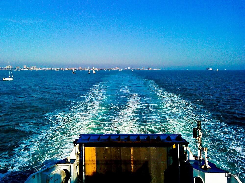Sailing Away by Lyndy