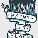 Paint it Black by Brieana