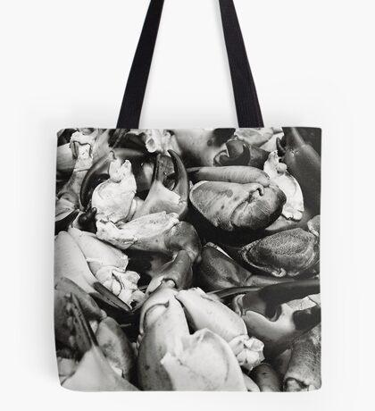 Crab Claws Tote Bag