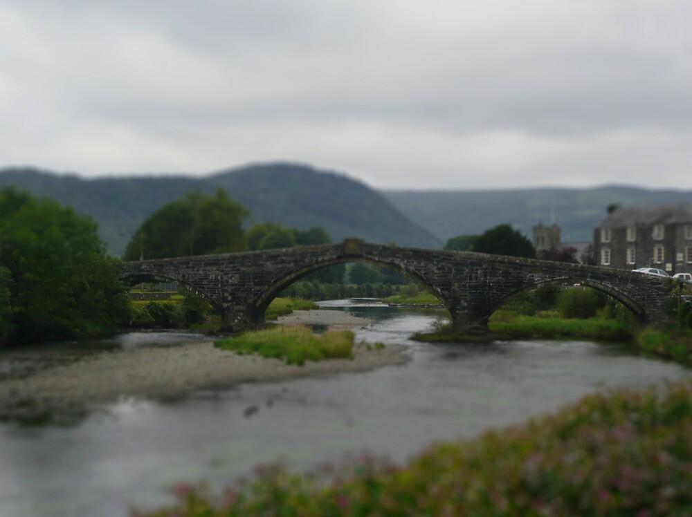 Llanrwst Bridge, Wales by Gavin Craig