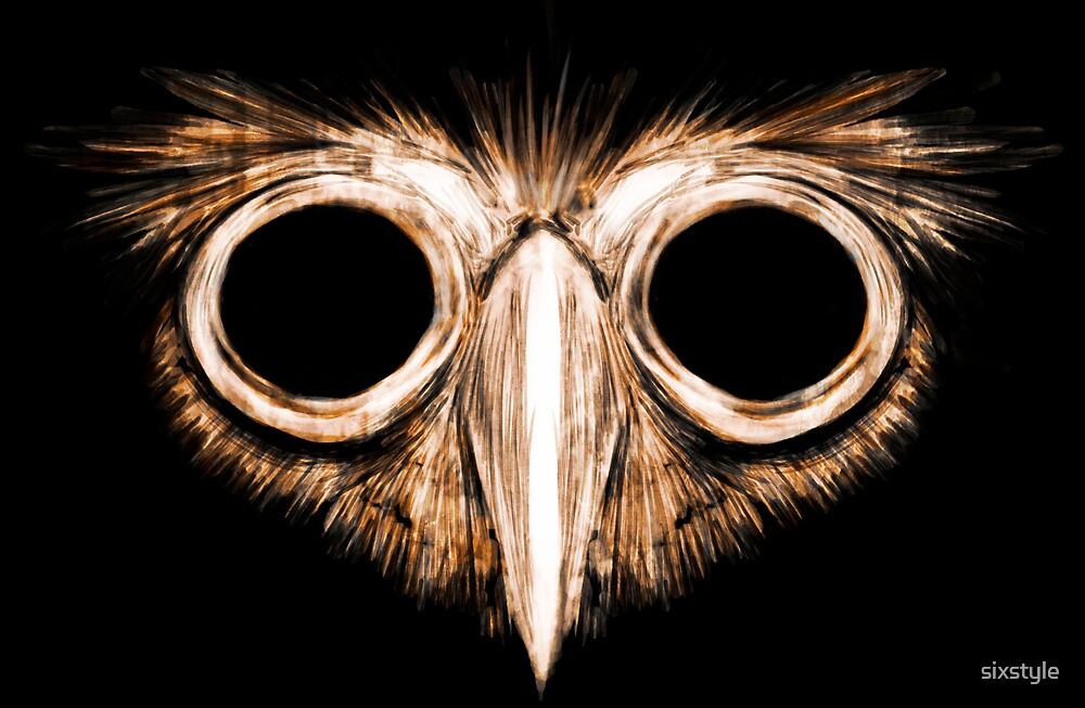 birdmask by sixstyle