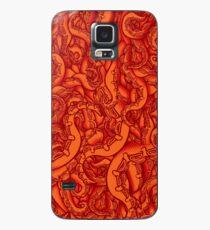 Pumpkin Patch Tentacles Case/Skin for Samsung Galaxy