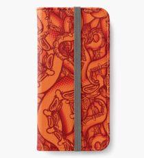 Pumpkin Patch Tentacles iPhone Wallet/Case/Skin