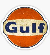 Vintage Golf Ölzeichen Sticker