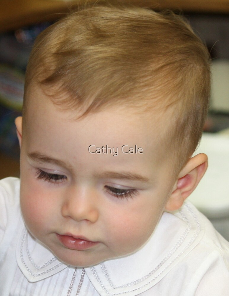 Baby Boy by Cathy Cale