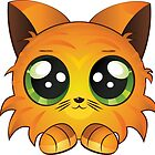 Red kitten by AnnArtshock