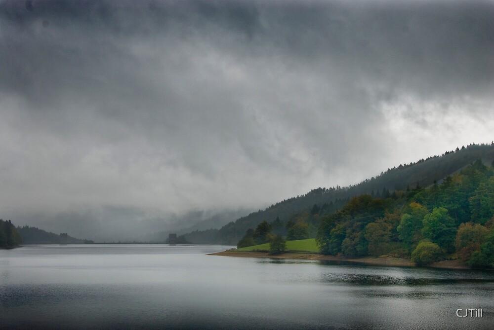 Ladybower Dam. by CJTill