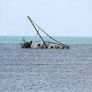 """""""Key West Shipwreck"""" by Alton Coleman"""