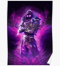 Raven Poster, Pillows, Phone & Tablet Cases & MORE! Poster