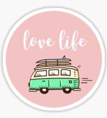 love life Sticker