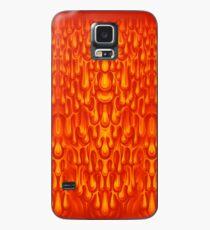 Pumpkin Guts Case/Skin for Samsung Galaxy