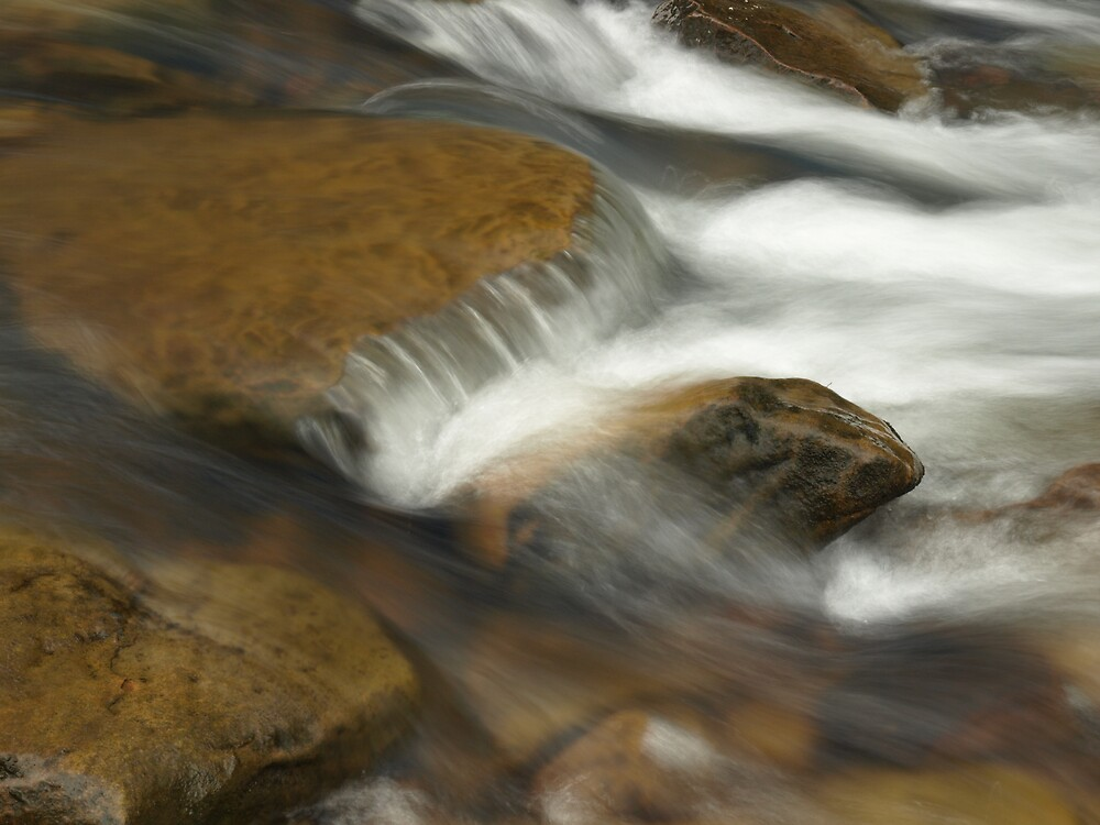 Flowing Water by David Allen